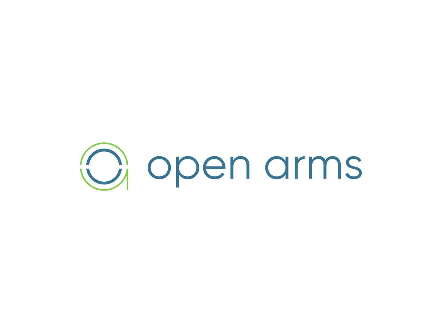 Open Arms Rebrand & Site Redesign